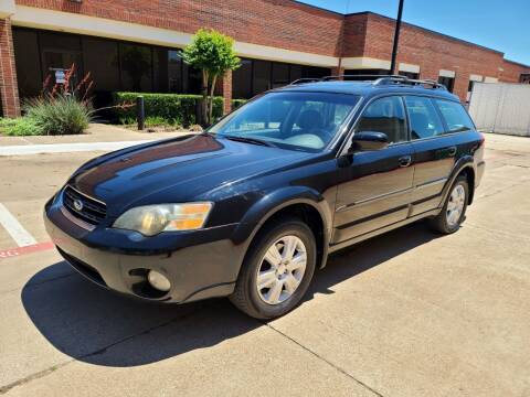 2005 Subaru Outback for sale at DFW Autohaus in Dallas TX
