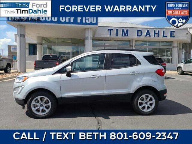 2021 Ford EcoSport for sale in Spanish Fork, UT