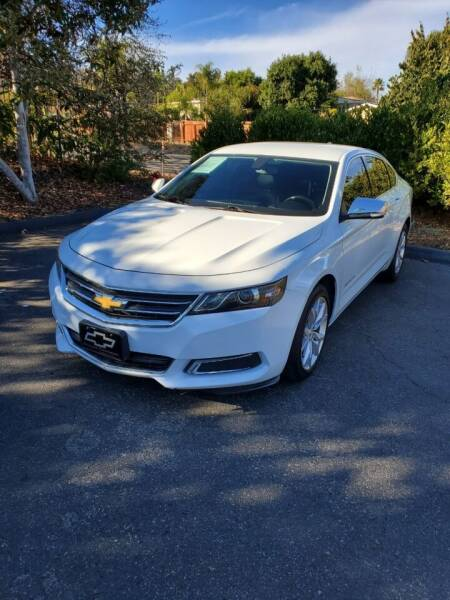 2017 Chevrolet Impala for sale at North Coast Auto Group in Fallbrook CA