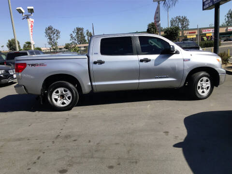 2008 Toyota Tundra for sale at CARSTER in Huntington Beach CA