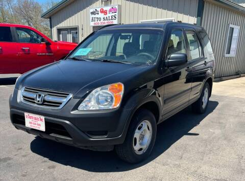 2003 Honda CR-V for sale at QS Auto Sales in Sioux Falls SD
