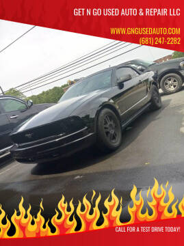 2007 Ford Mustang for sale at GET N GO USED AUTO & REPAIR LLC in Martinsburg WV