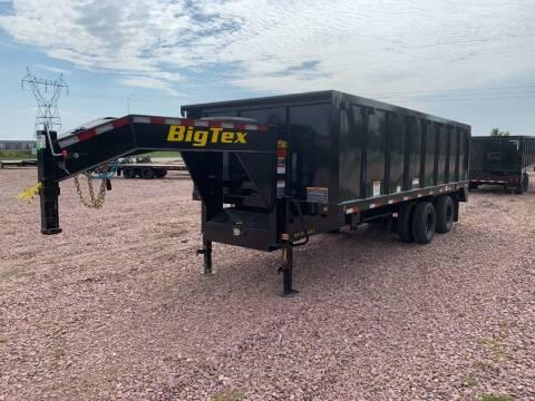 2022 Big Tex 25DU-20 Dump Box #2904