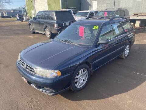 1999 Subaru Legacy for sale at Apple Auto in La Crescent MN