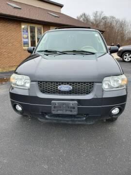 2007 Ford Escape for sale at Discount Auto World in Morris IL