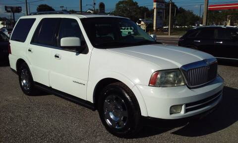 2006 Lincoln Navigator for sale at Pinellas Auto Brokers in Saint Petersburg FL