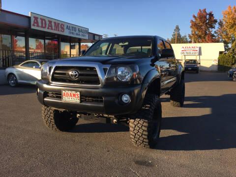 2008 Toyota Tacoma for sale at Adams Auto Sales in Sacramento CA