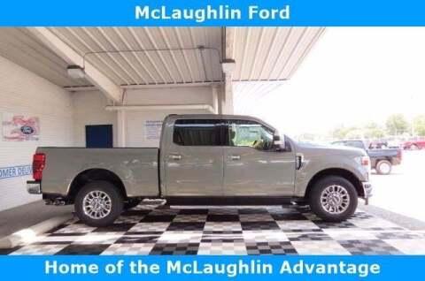 2020 Ford F-250 Super Duty for sale at McLaughlin Ford in Sumter SC