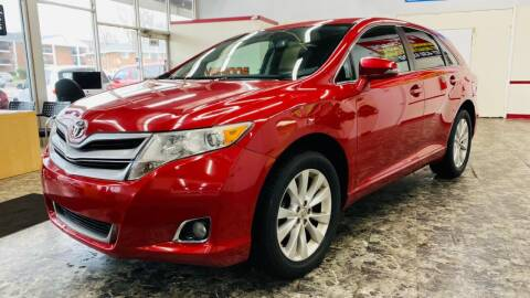 2013 Toyota Venza for sale at TOP YIN MOTORS in Mount Prospect IL