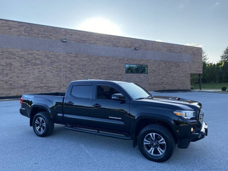 2016 Toyota Tacoma 4x4 TRD Sport 4dr Double Cab 6.1 ft LB - West Chester PA
