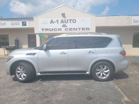 2012 Infiniti QX56 for sale at A-1 AUTO AND TRUCK CENTER in Memphis TN