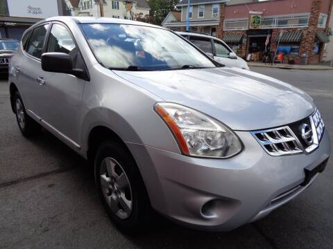 2012 Nissan Rogue for sale at Best Choice Auto Sales Inc in New Bedford MA