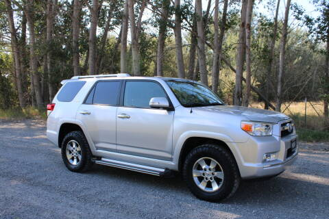 2011 Toyota 4Runner for sale at Northwest Premier Auto Sales in West Richland WA