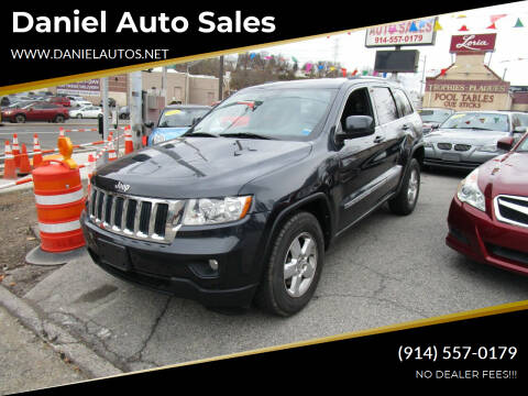 2013 Jeep Grand Cherokee for sale at Daniel Auto Sales in Yonkers NY