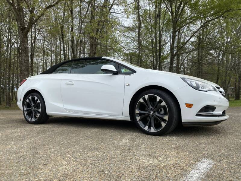 2016 Buick Cascada for sale at Crossroads Outdoor in Corinth MS