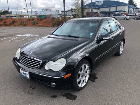 2004 Mercedes-Benz C-Class for sale at South Tacoma Motors Inc in Tacoma WA