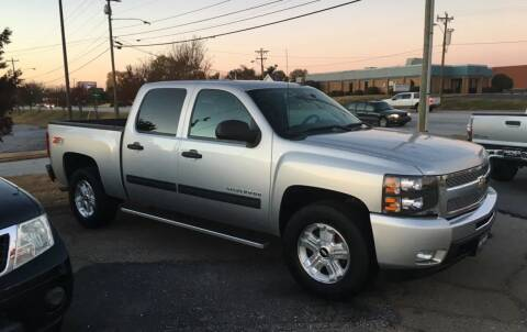 2011 Chevrolet Silverado 1500 for sale at Haynes Auto Sales Inc in Anderson SC