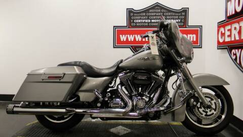 2009 Harley-Davidson Street Glide for sale at Certified Motor Company in Las Vegas NV