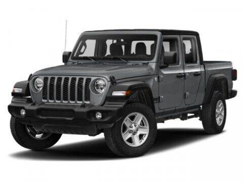 2021 Jeep Gladiator for sale at NICKS AUTO SALES --- POWERED BY GENE'S CHRYSLER in Fairbanks AK