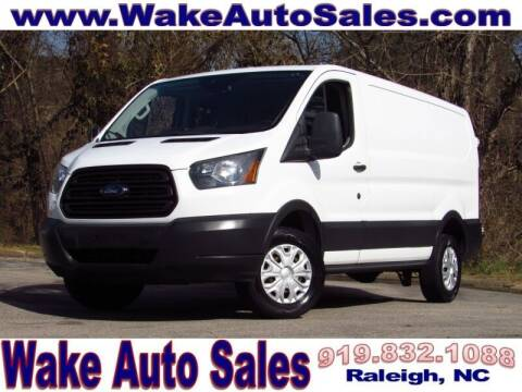 2015 Ford Transit Cargo for sale at Wake Auto Sales Inc in Raleigh NC