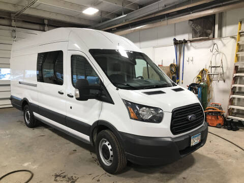 2016 Ford Transit Cargo for sale at CARGO VAN GO.COM in Shakopee MN