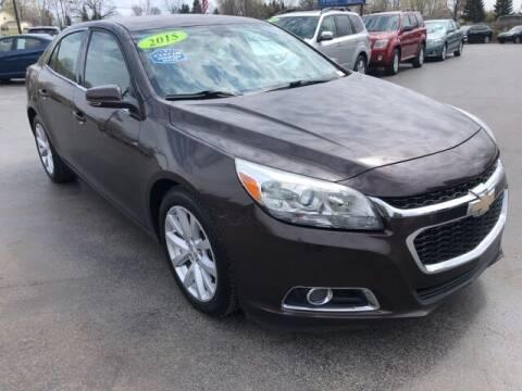 2015 Chevrolet Malibu for sale at Newcombs Auto Sales in Auburn Hills MI