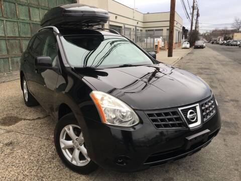 2009 Nissan Rogue for sale at Illinois Auto Sales in Paterson NJ
