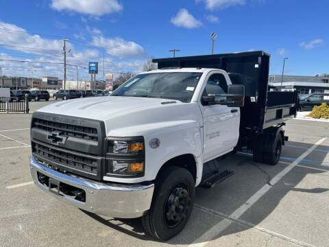 2019 Chevrolet Silverado 4500HD for sale at Trucksmart Isuzu in Morrisville PA
