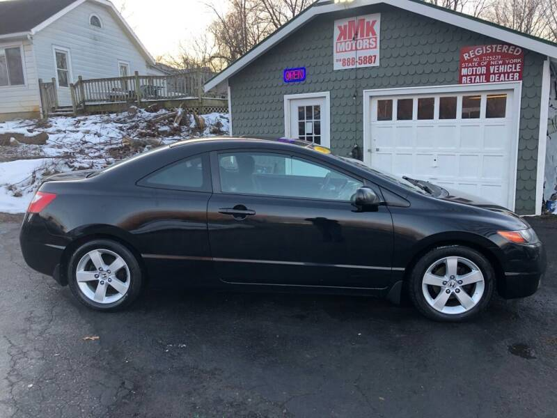 2008 Honda Civic for sale at KMK Motors in Latham NY