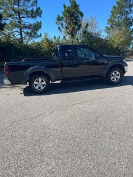 2010 Nissan Frontier for sale at PHIL SMITH AUTOMOTIVE GROUP - Pinehurst Nissan Kia in Southern Pines NC