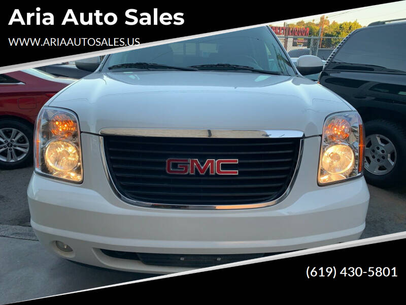 2009 GMC Yukon for sale at Aria Auto Sales in El Cajon CA