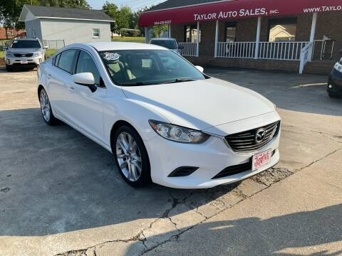 2014 Mazda MAZDA6 for sale at Taylor Auto Sales Inc in Lyman SC