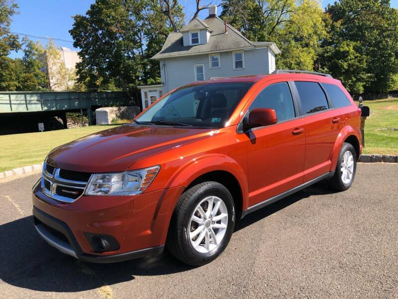 2014 Dodge Journey for sale at Mula Auto Group in Somerville NJ