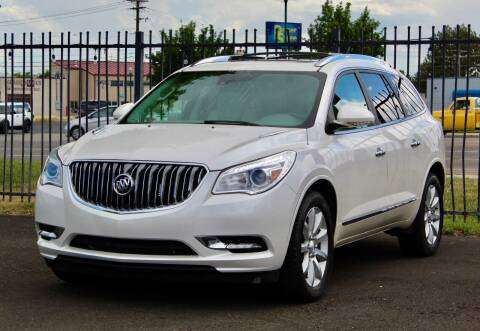 2015 Buick Enclave for sale at Avanesyan Motors in Orem UT