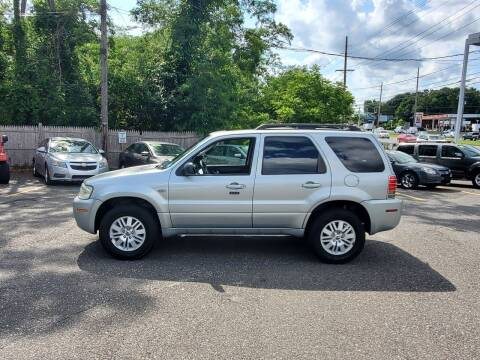 2006 Mercury Mariner for sale at CANDOR INC in Toms River NJ