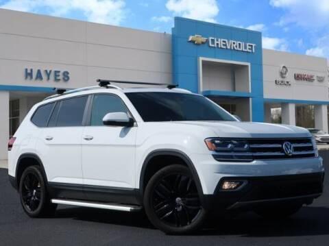 2019 Volkswagen Atlas for sale at HAYES CHEVROLET Buick GMC Cadillac Inc in Alto GA