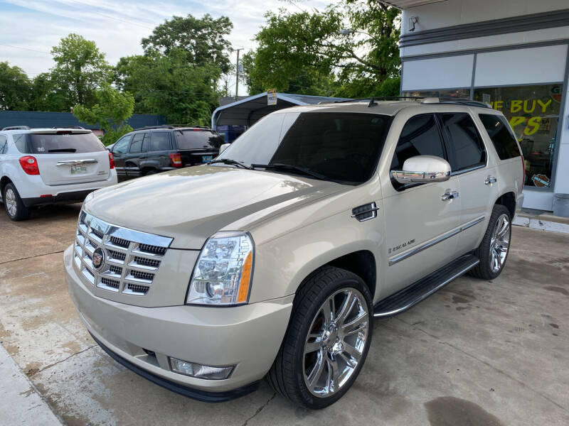 2007 Cadillac Escalade for sale at The Auto Lot and Cycle in Nashville TN