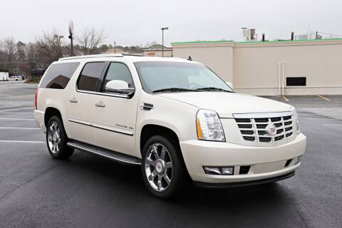 2013 Cadillac Escalade ESV for sale at Auto Guia in Chamblee GA