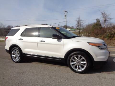 2011 Ford Explorer for sale at Car Depot Auto Sales Inc in Seymour TN