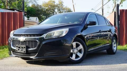 2014 Chevrolet Malibu for sale at Hidalgo Motors Co in Houston TX