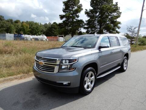 2020 Chevrolet Suburban for sale at United Traders Inc. in North Little Rock AR