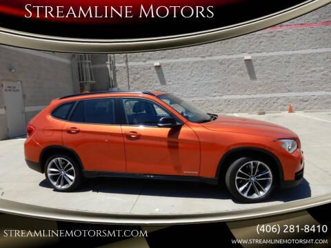 2013 BMW X1 for sale at Streamline Motors in Billings MT
