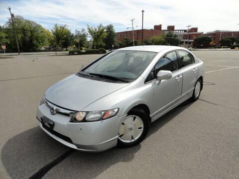 2007 Honda Civic for sale at TJ Auto Sales LLC in Fredericksburg VA