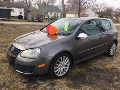 2006 Volkswagen GTI for sale at Antique Motors in Plymouth IN
