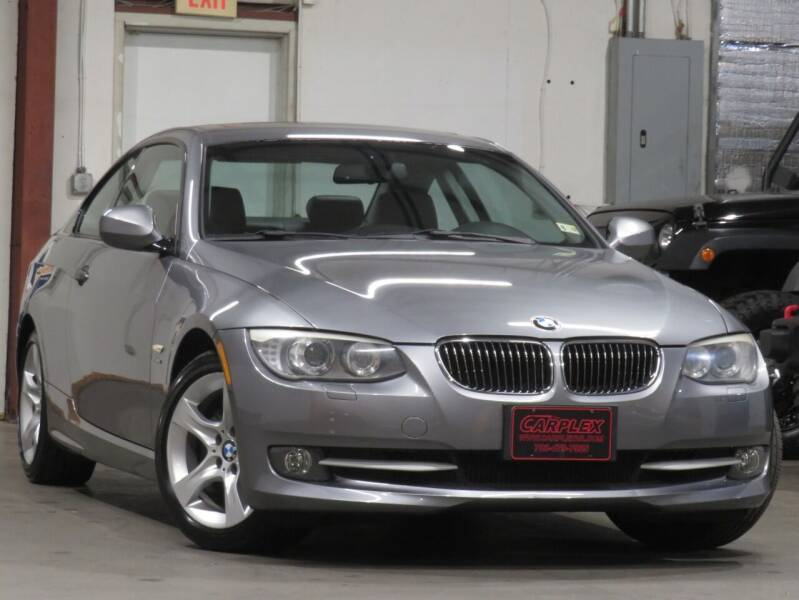2011 BMW 3 Series for sale at CarPlex in Manassas VA