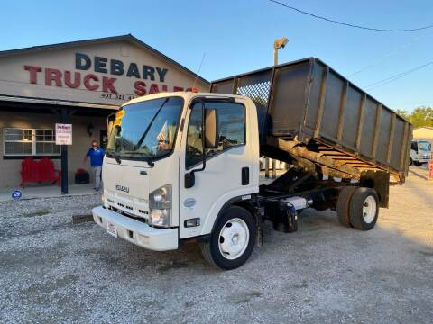 2014 Isuzu NQR for sale at DEBARY TRUCK SALES in Sanford FL