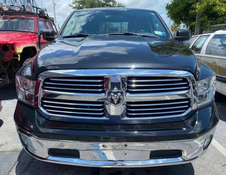 2016 RAM Ram Pickup 1500 for sale at Maxicars Auto Sales in West Park FL