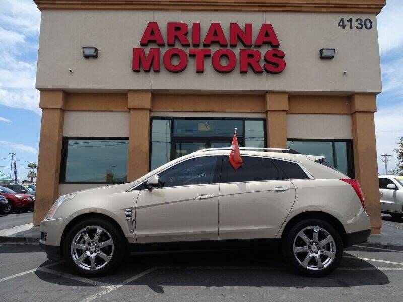 2010 Cadillac SRX for sale in Las Vegas, NV