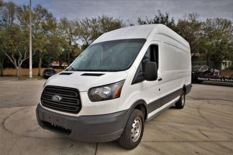 2018 Ford Transit Cargo for sale at Easy Deal Auto Brokers in Hollywood FL