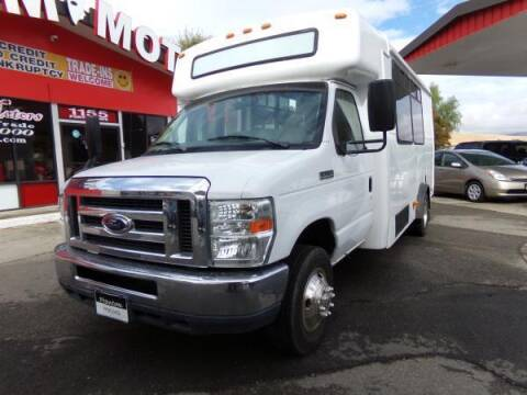 2013 Ford E-Series Chassis for sale at Phantom Motors in Livermore CA